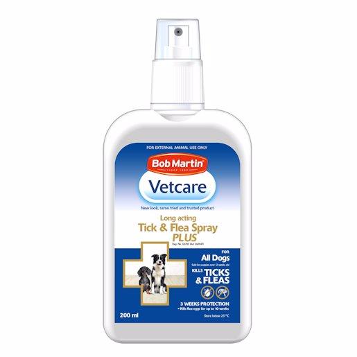 L/A VECTATE TICK&FLEA SPRAY 200ML