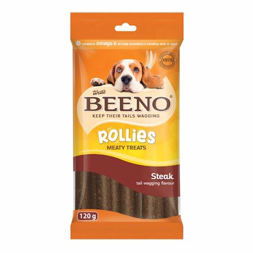 BEENO ROLLIES STEAK 120GR