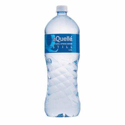 AQUELLE SPRING WATER STILL 1.5LT