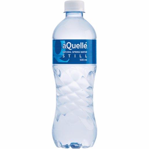 AQUELLA STILL WATER 500ML