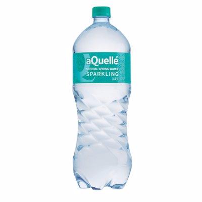 AQUELLE SPARKLING WATER 1.5LT
