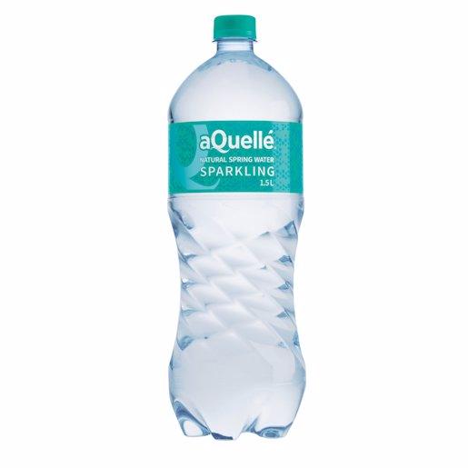 AQUELLA SPARKLING WATER 1.5LT