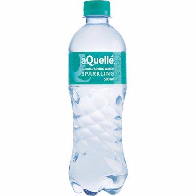 AQUELLE SPARKLING WATER 500ML