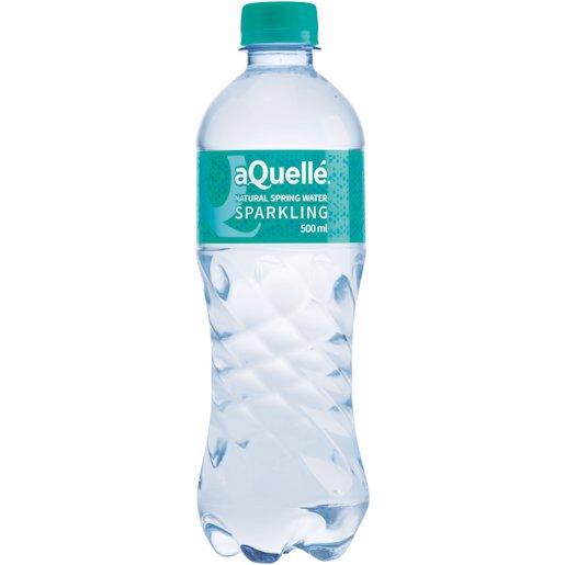 AQUELLA SPARKLING WATER 500ML
