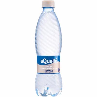 AQUELLE LITCHI WATER 500ML