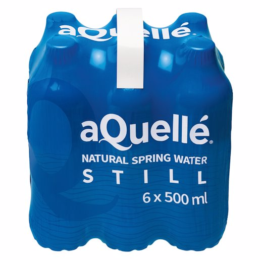 AQUELLE SP/WATER STILL_6 500ML