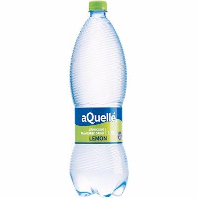 AQUELLE LEMON WATER 1.5LT