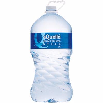 AQUELLE SPRING WATER STILL 5LT