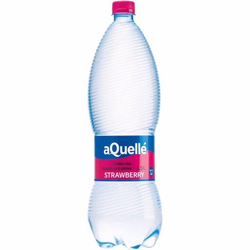 AQUELLA FLAV WATER STRAWBERRY 1.5LT