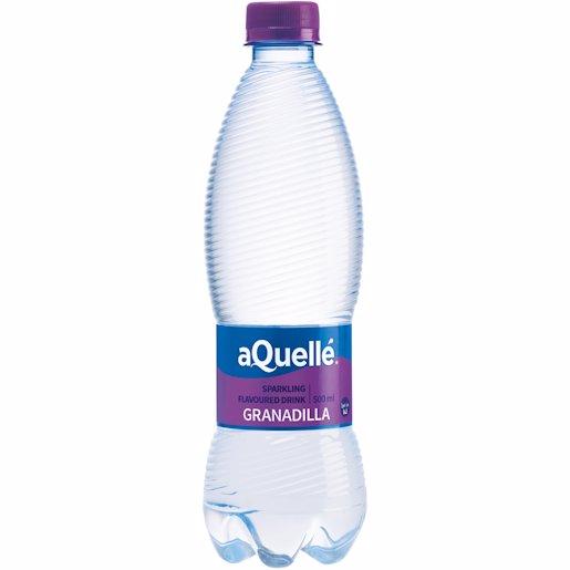 AQUELLE G/DILLA SPARKLING 500ML