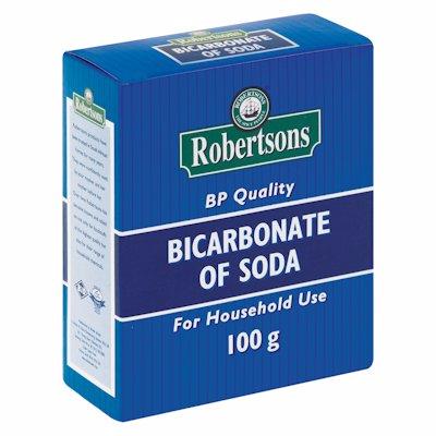 ROBERTSONS BICARB SODA 100GR