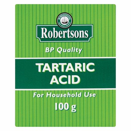 ROB TARTARIC ACID 100G