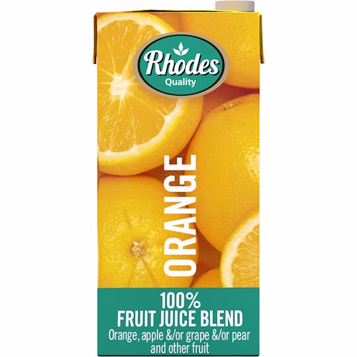 RHODES 100% JCE ORANGE 1LT