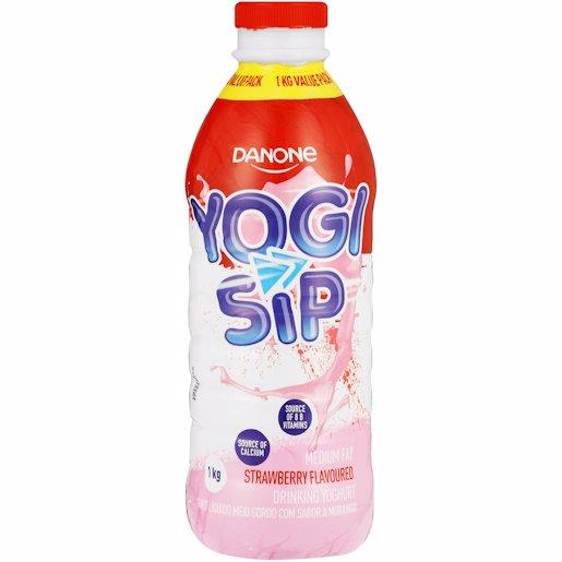 YOGI SIP STRAWBRERRY 1KG