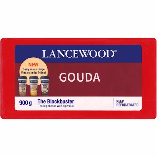 LANCEWOOD GOUDA 900GR