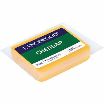 L/WOOD CHEDDAR CHEESE 300G