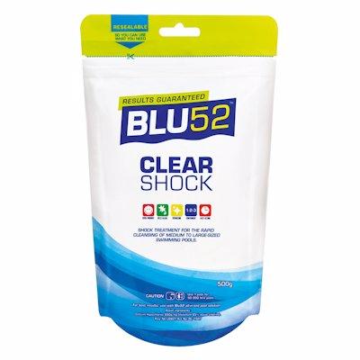 BLU52 CLEAR SHOCK 500GR