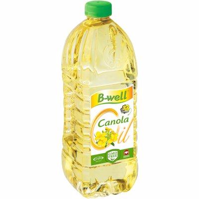 BWELL CANOLA OIL 2 2LT