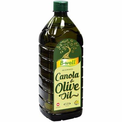 B-WELL CANOLA & OLIVE BLEND 1LT