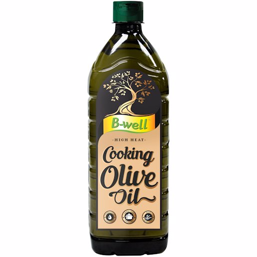 B WELL OIL OLIVE REFINED 1LT