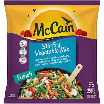 MCCAIN STIR FRY FRENCH 250G