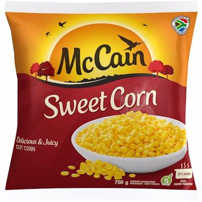 MCCAIN SWEET CORN 750G
