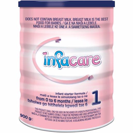 INFACARE 1 INFANT MILK 900GR