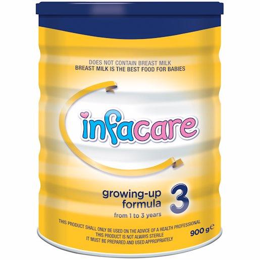 INFACARE 3 INFANT MILK 900GR