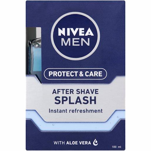 NIVEA A/SHAVE MOIST 100ML