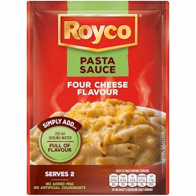 ROYCO SAUCE FOUR CHEESE FLAVOUR 45G