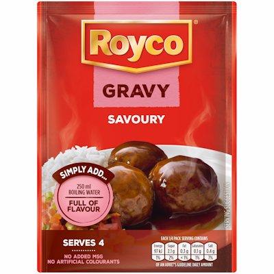ROYCO GRAVY SAVOURY 32GR