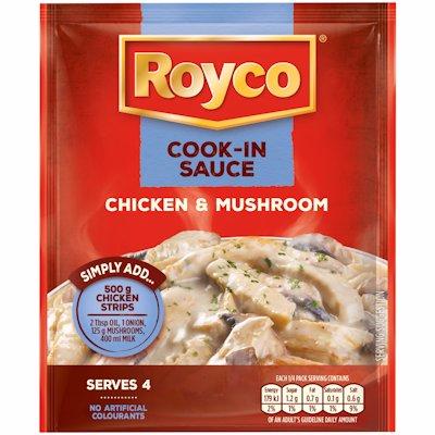 ROYCO CIS CHIC&MUSHROOM 44GR