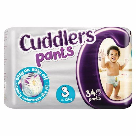 CUDDLERS PANTS S3 34'S