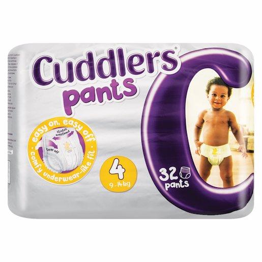 CUDDLERS PANTS S4 32'S