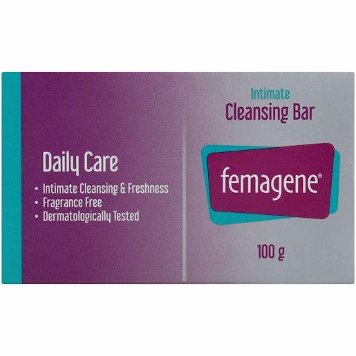 FEMAGENE INT SOAP BAR 100GR