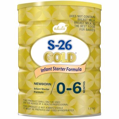 S26 GOLD 1 FORMULA 1.8KG