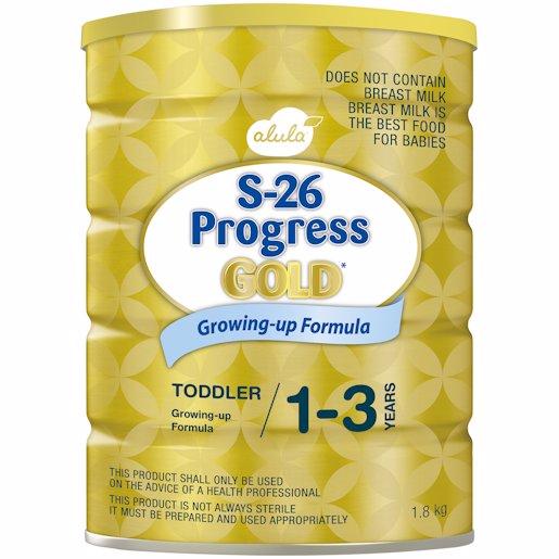 S26 PROGRESS GOLD FORMULA 1.8KG