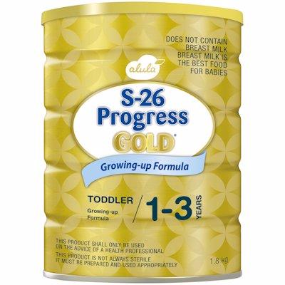 S26 GOLD PROGRESS 3 1.8KG