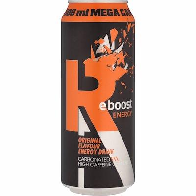REBOOST ENERGY DRINK 500ML