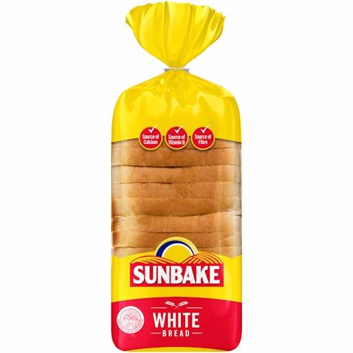 SUNBAKE WHITE (MAXI LOAF) 700GR