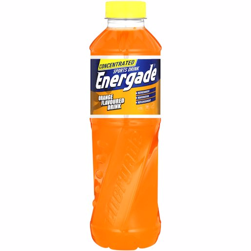 ENERGADE CONC ORANGE 750ML