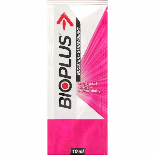 BIOPLUS E/BOOST SACHET S/BERRY 10ML