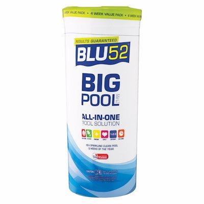 BLU52 BIG POOL ALL-IN-ONE POOL SOLUTION 1.7KG