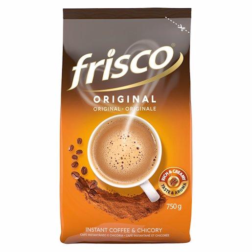 FRISCO INST COFF GUSS ORG 750GR