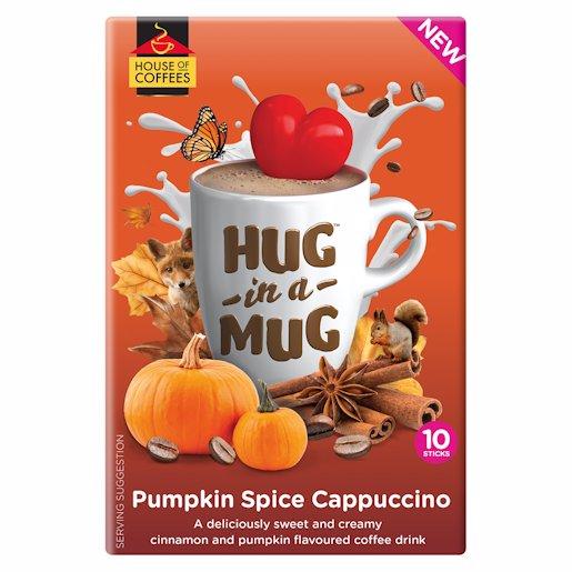 HOC HUG MUG CAPP PUM/SPIC 10'S