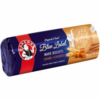 BAKERS BLUE LABEL MARIE CARAMEL 200GR