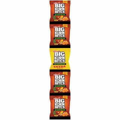 WILLARDS BIG KORN BITES BBQ STRIPS 5'S