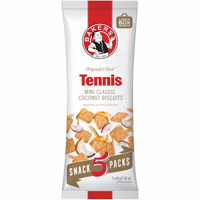 BAKERS TENNIS BISCUITS MINI 200GR