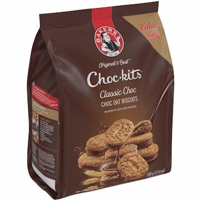 BAKERS CHOC-KITS CLASSIC CHOCOLATE 500GR