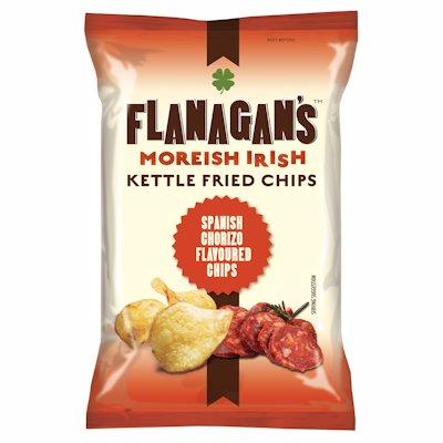 FLANAGANS SPANISH CHORIZO 125GR